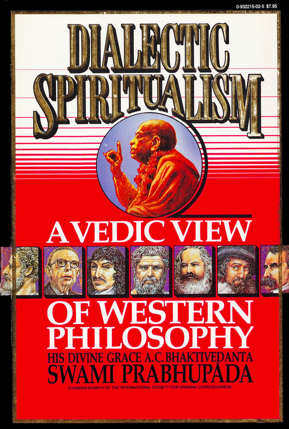 Dialectic Spiritualism Cover